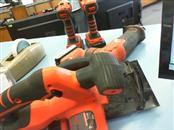 "BLACK & DECKER Tool Box with Tools 24"" TOOL BOX"